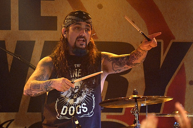 Mike Portnoy (The Winery Dogs / Adrenaline Mob / Dream Theater)
