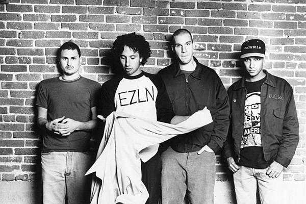 rage against the machine evil empire songs