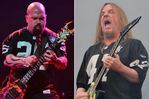 Slayer's Kerry King Reveals Five Essential Guitar Albums