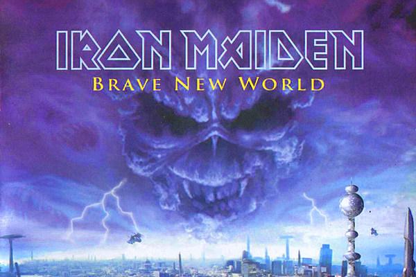 17 Years Ago: Iron Maiden Release 'Brave New World'