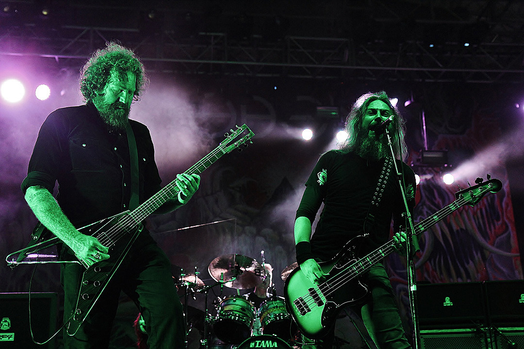 Mastodon's Troy Sanders + Brent Hinds to Debut 'Turd Factory' Project?