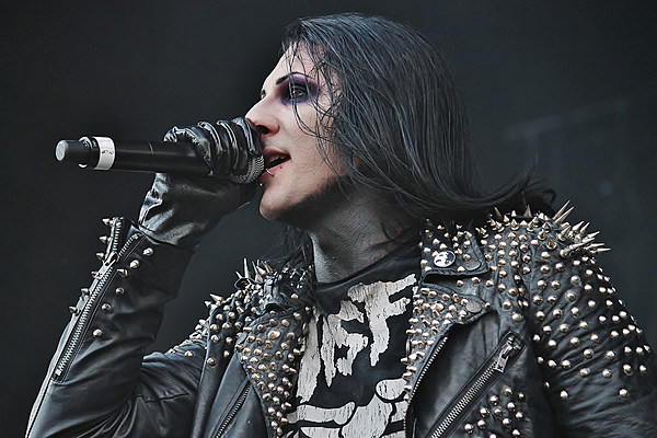 5 Questions with Motionless in White's Chris Motionless