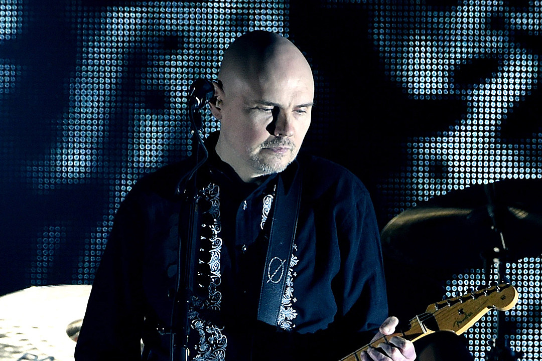 Smashing Pumpkins Billy Corgan