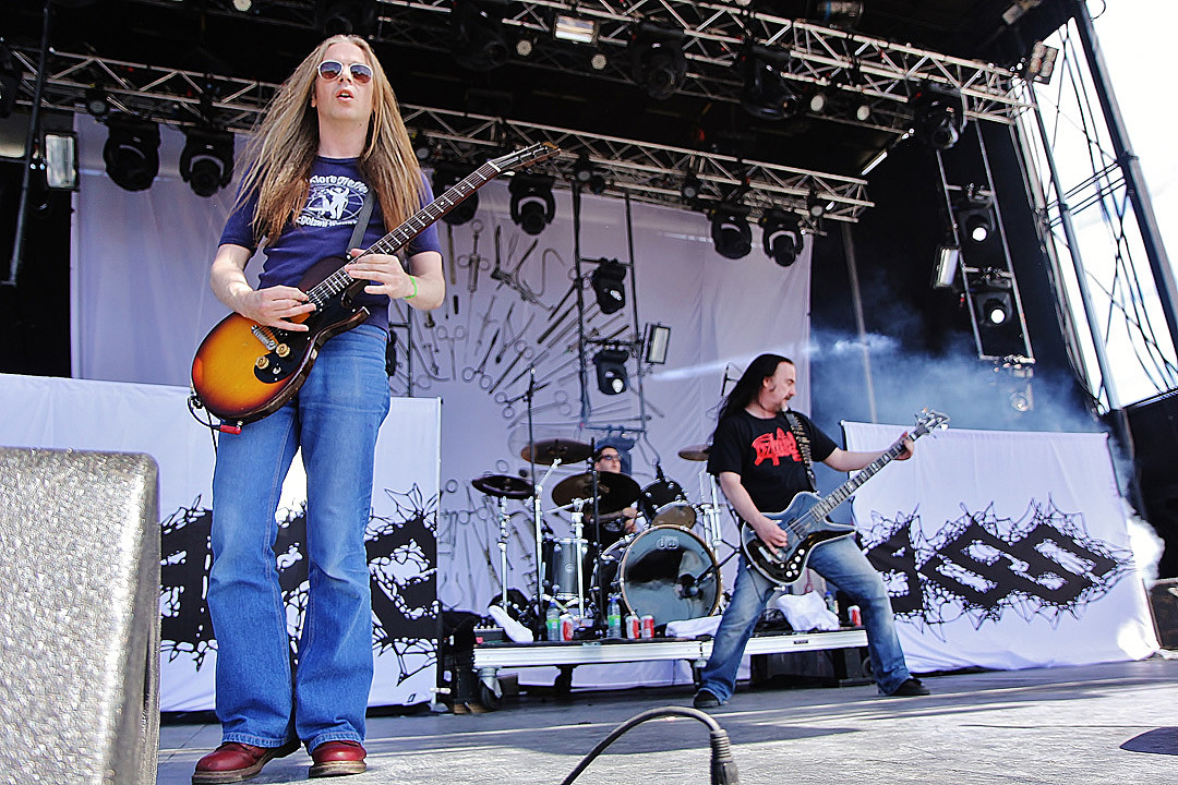 Carcass Hope To Release New Album By End of 2017