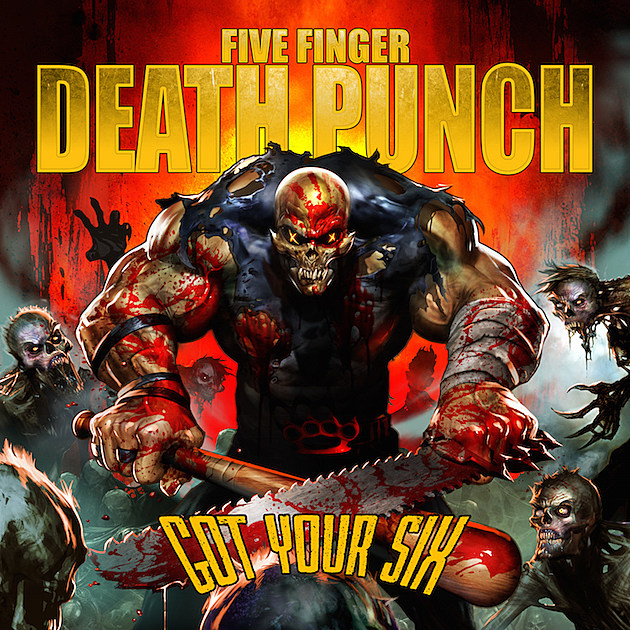 all five finger death punch albums
