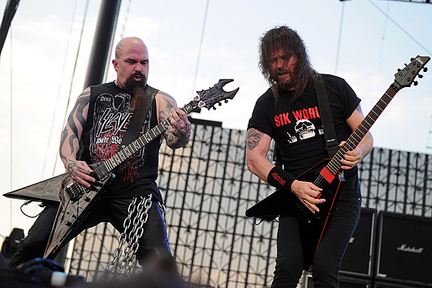 Slayer Kerry King Gary Holt
