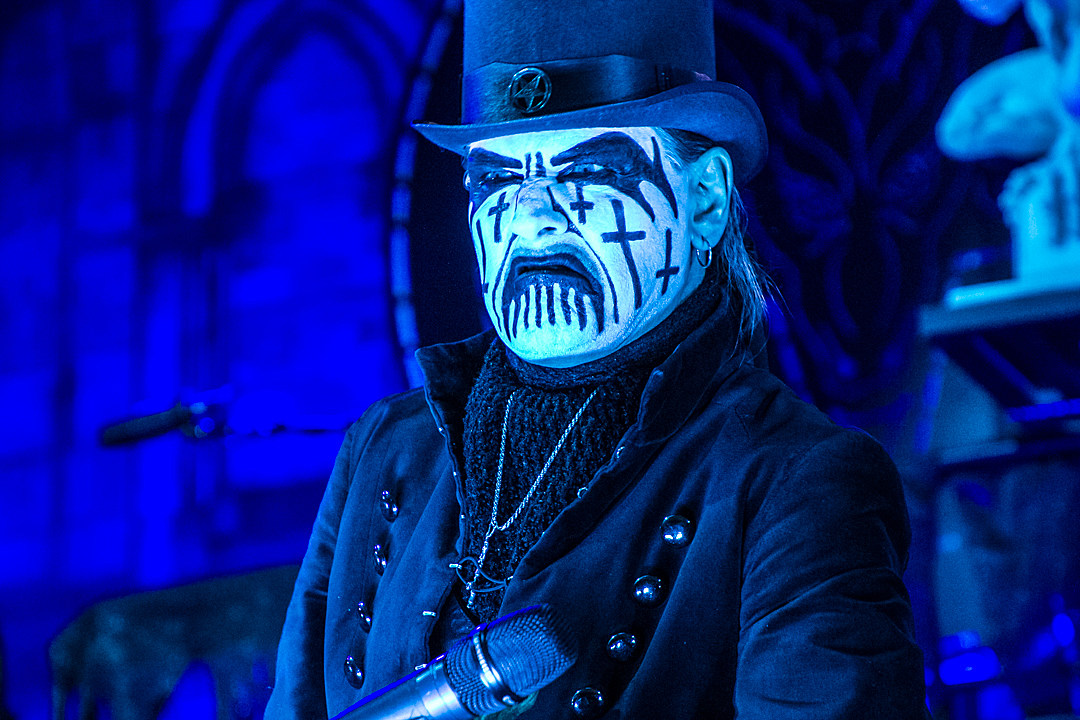 King Diamond Planning Concept Across Two New Albums