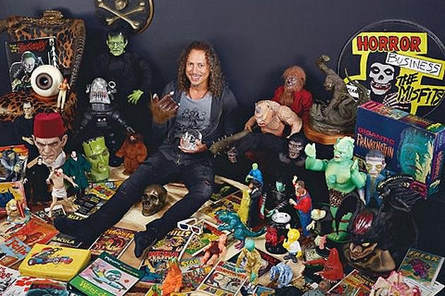 Kirk Hammett Toys