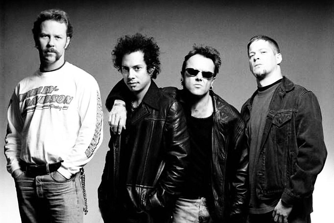 Instagram Photo Shows Metallica In-Studio - Riffyou.com