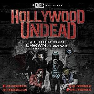 Hollywood undead new album cover 2014 hollywood undead plan tour with