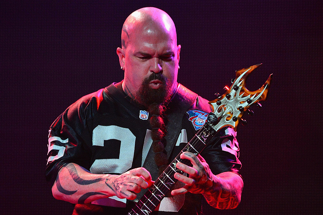 Slayer's Kerry King No Fan of Anthrax's 'Bring the Noise' Collaboration With Public Enemy