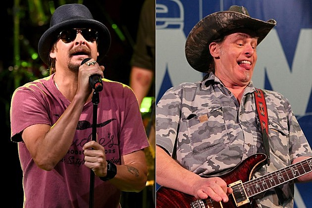 Kid Rock / Ted Nugent