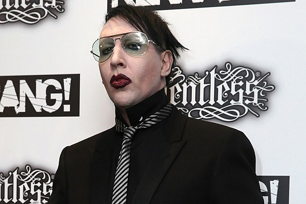 marilyn manson deep six