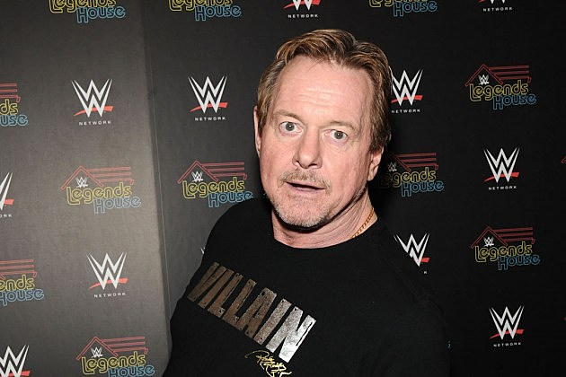 roddy piper entrance video