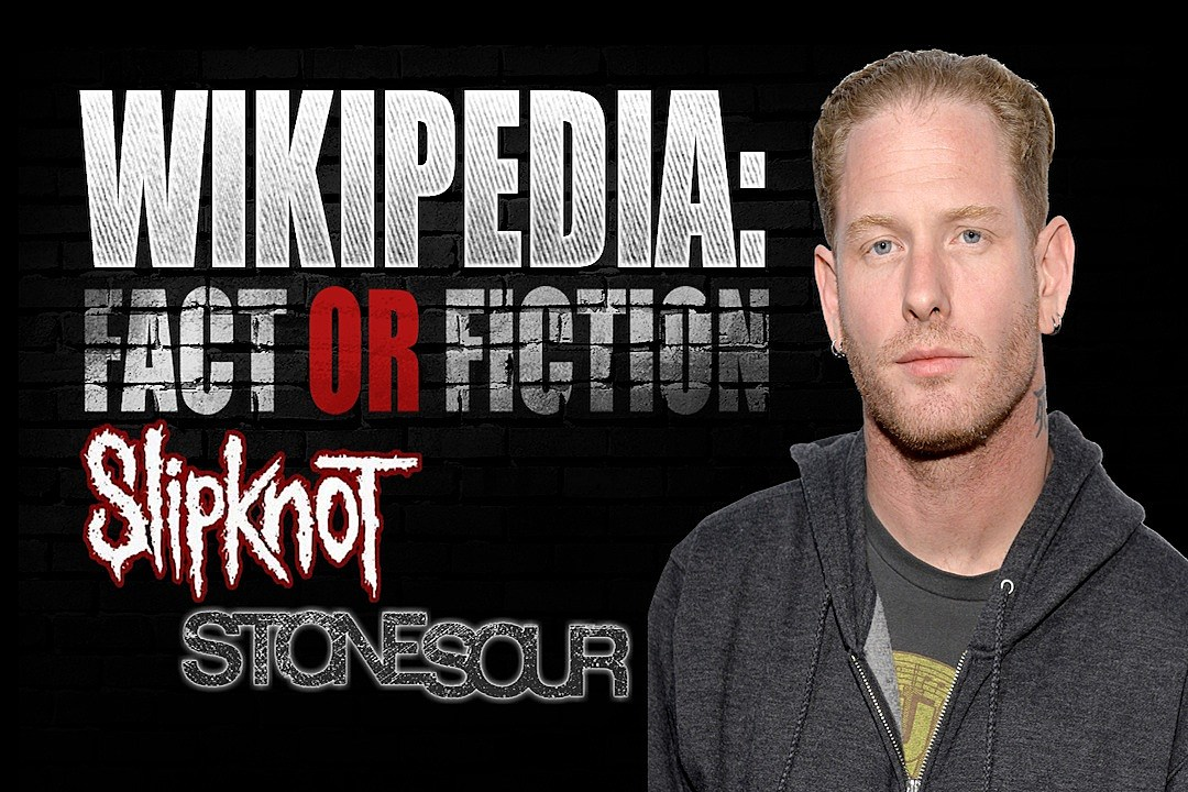 Corey Taylor Plays \'Wikipedia: Fact or Fiction?\' (Part 2)