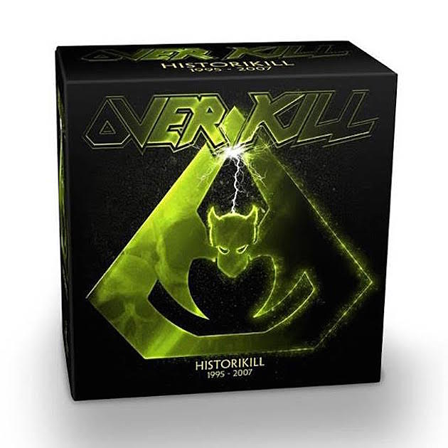 Overkill HistoriKill 1995-2007