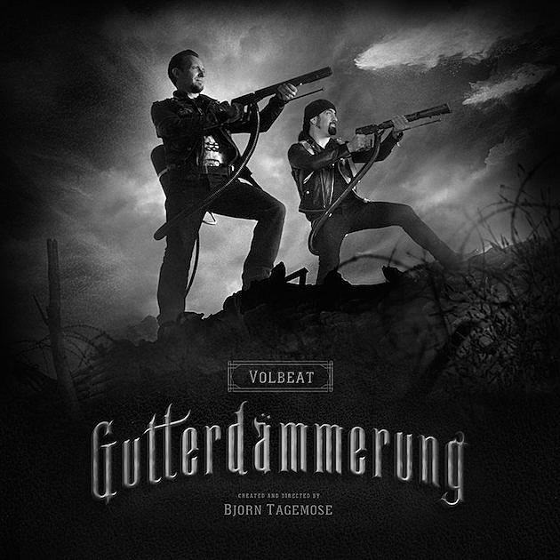 Volbeat in Gutterdammerung