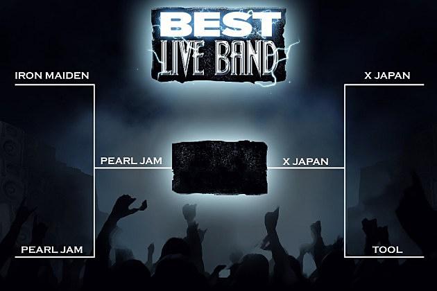 Best Live Band Final 4