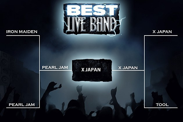 Best Live Band Final