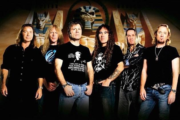 Las mejores Bandas de Rock de los 80, Iron Maiden