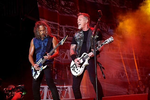 Metallica Lollapalooza