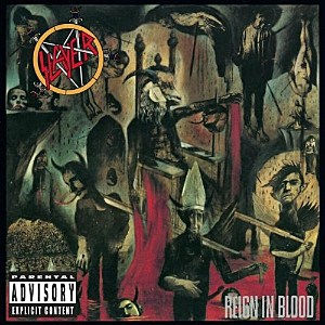 Reign in Blood Front Cover