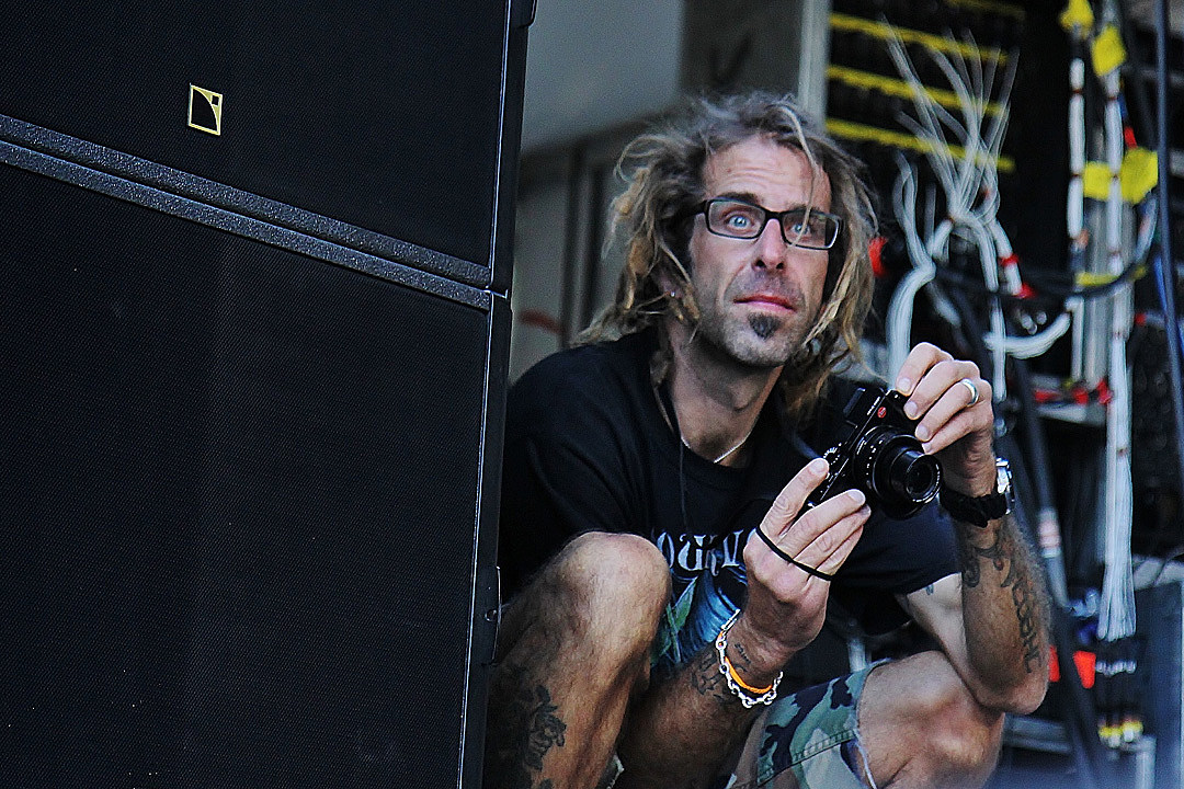 Lamb of God's Randy Blythe Offers Detailed Account of Standing Rock Protest Visit