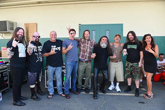Slayer Repentless Video