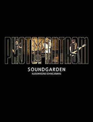 Soundgarden Book