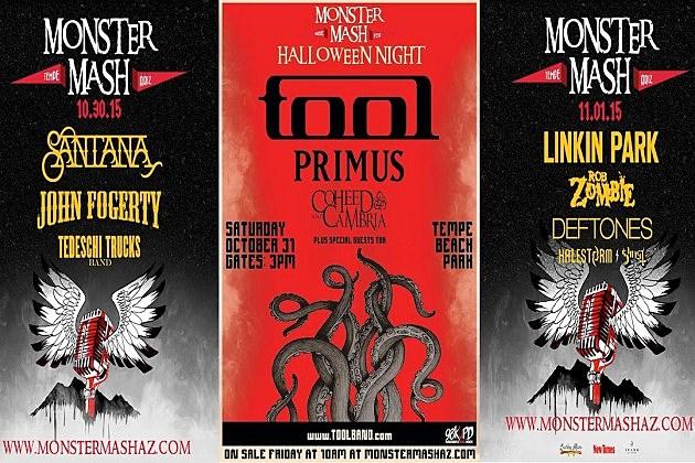 2015 Monster Mash Festival