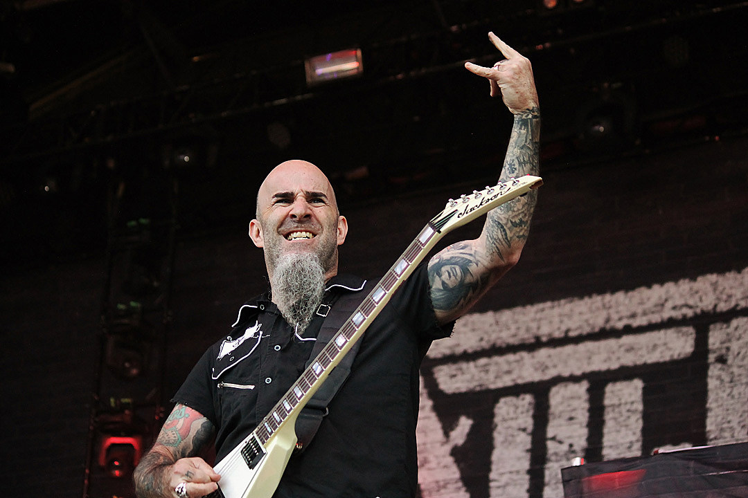 5 Questions With Scott Ian of Anthrax: Beer, Cruises, Drinking With Dimebag + More