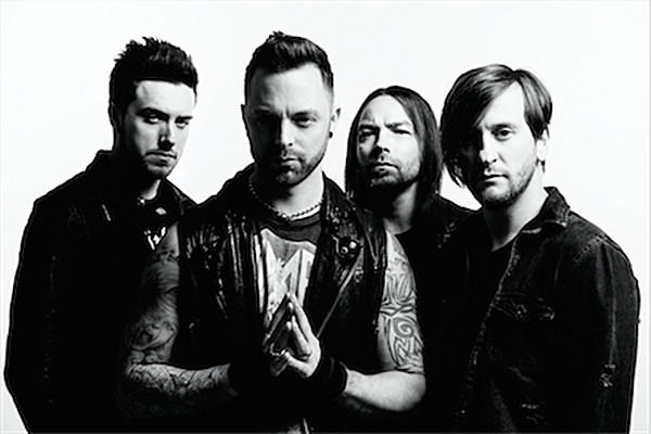 Bullet For My Valentine Announce British Invasion Tour