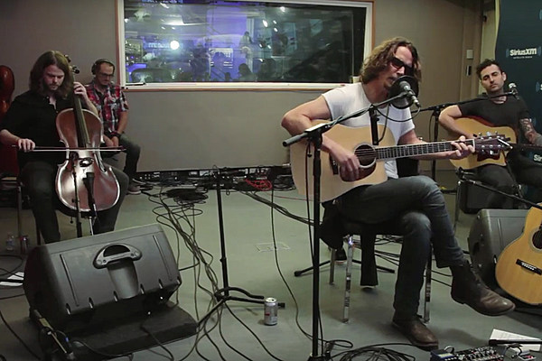 Watch Chris Cornell Cover Prince's 'Nothing Compares 2 U'