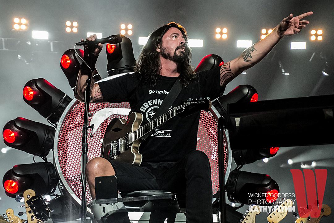Foo Fighters Set for 'Carpool Karaoke,' Plus News on Kid Rock, Sons of Texas + More