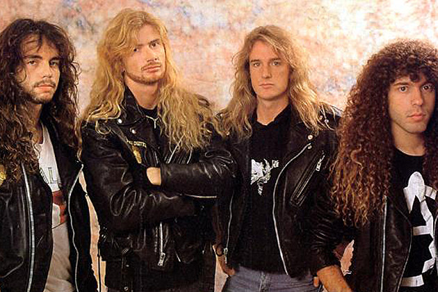 26 Years Ago: Megadeth Release the Tech-Thrash Groundbreaker 'Rust in Peace'