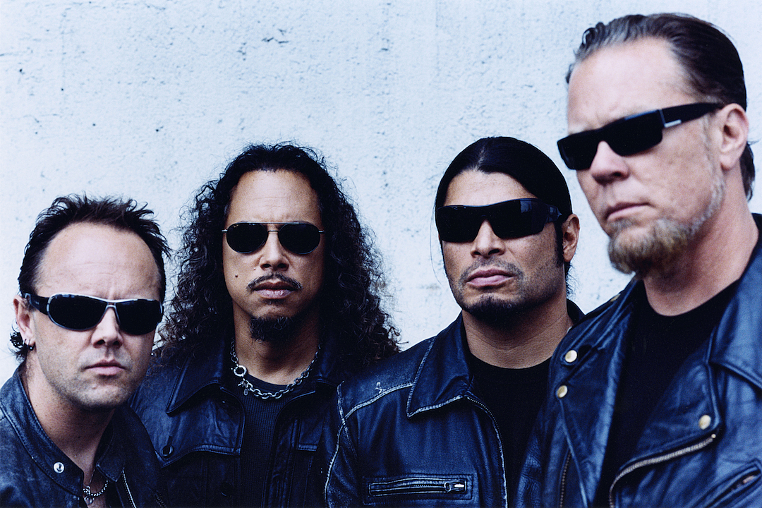 Metallica Book 'Tonight Show Starring Jimmy Fallon' Appearance