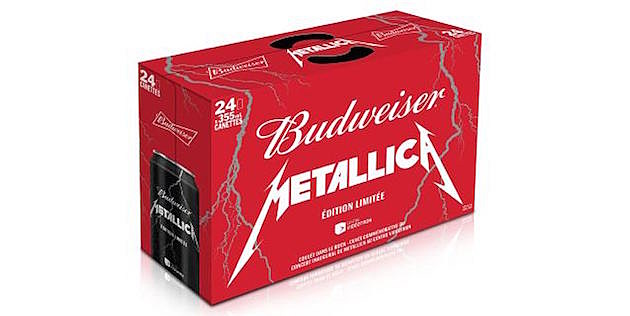 Metallica Beer