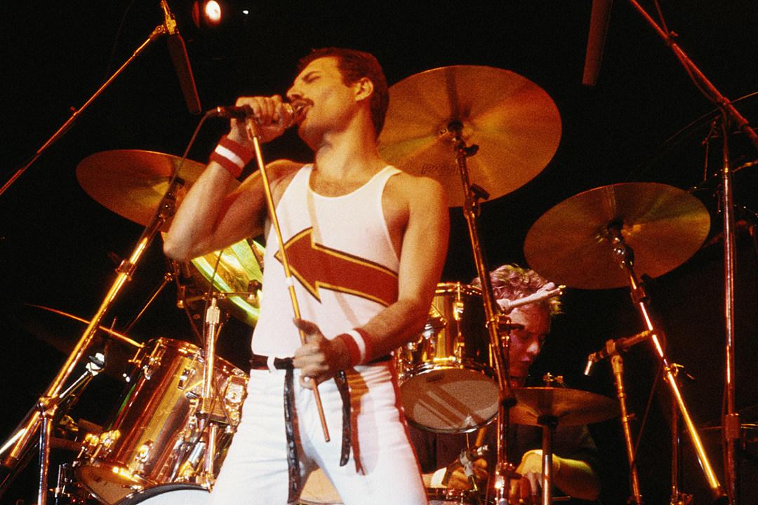 Handwritten Freddie Mercury Queen Set List Goes on Sale