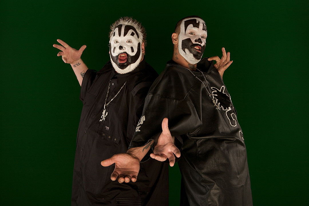 Axe-Wielding Juggalo Arrested Demanding Radio Station Play ICP