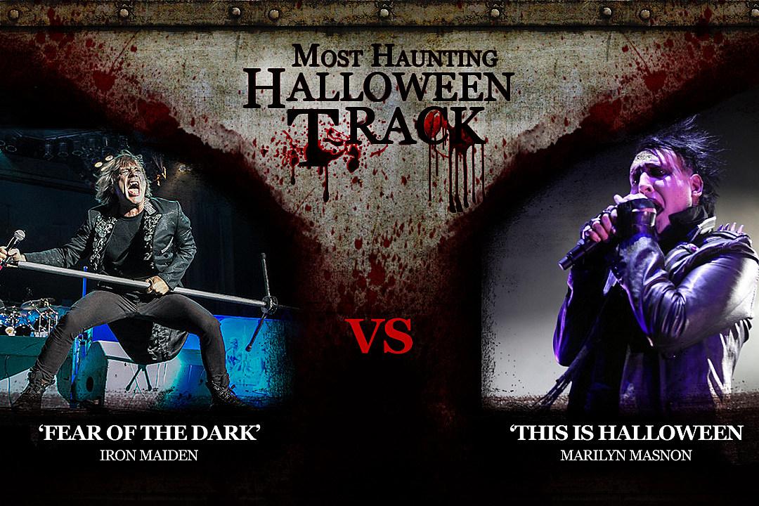 Iron Maiden vs. Marilyn Manson - Most Haunting Halloween Track