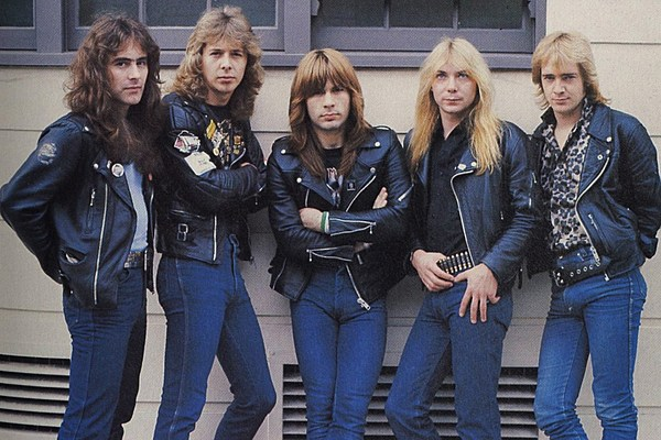35 years ago bruce dickinson debuts with iron maiden. Black Bedroom Furniture Sets. Home Design Ideas