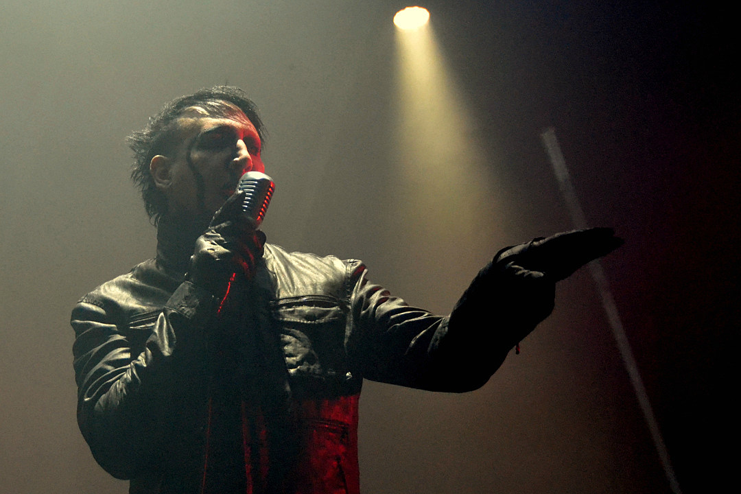 Lyric antichrist superstar lyrics meaning : Marilyn Manson Completes New Album, Scraps 'SAY10' Title