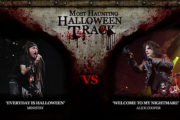 Ministry vs. Alice Cooper - Most Haunting Halloween Track