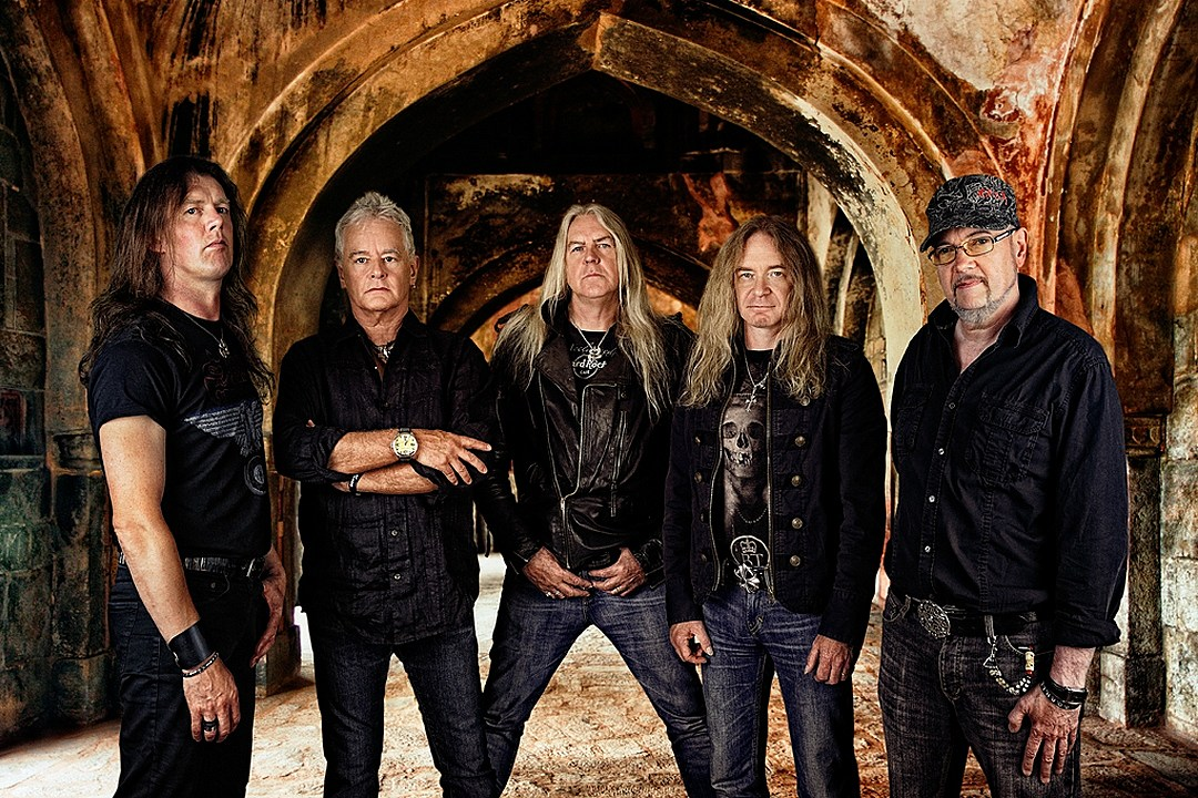 Saxon Targeting August for New Album, Biff Byford Talks Live Reputation + More [Interview]