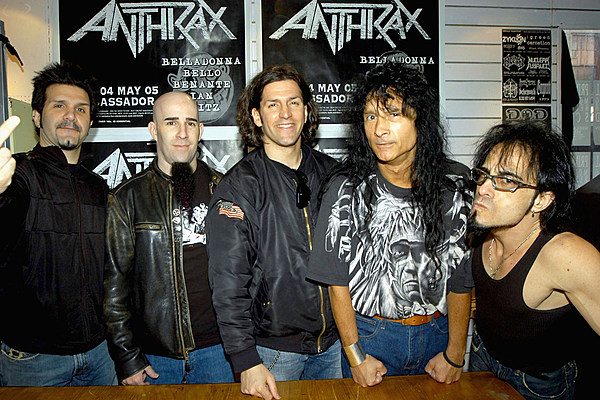 anthrax band full concert - photo #22