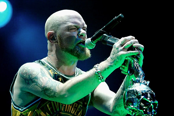 Five finger death punch unleash 39 wash it all away 39 video for Why is it called a punch list