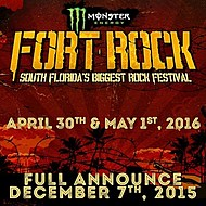Fort Rock 2016