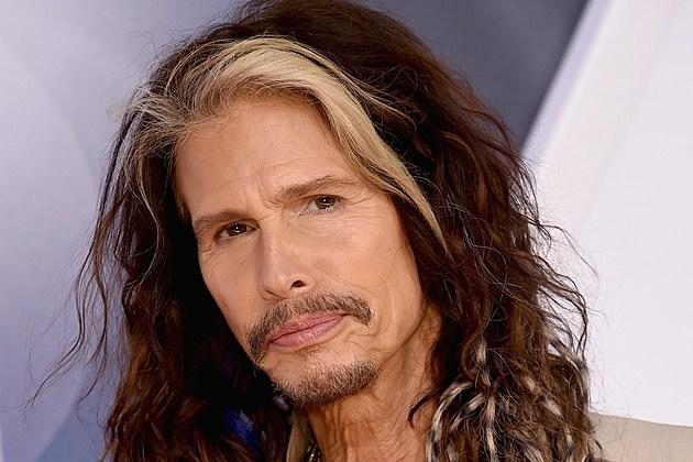 Aerosmith's Steven Tyl...
