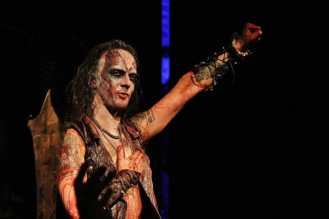 Watain Fan the Flames of 'Sacred Damnation' on Malevolent New Track