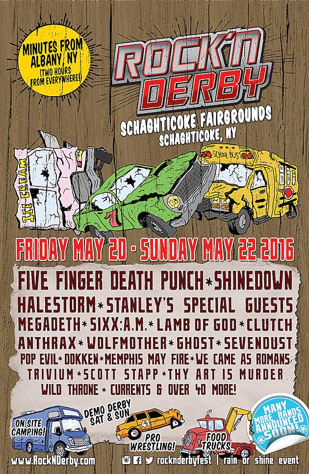 Rock'N Derby 2016
